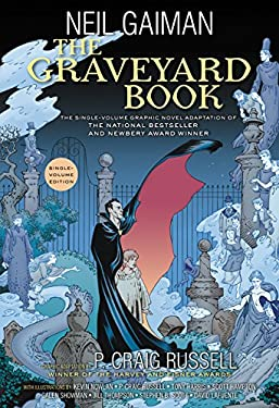 The Graveyard Book Graphic Novel Single Volume