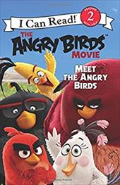 The Angry Birds Movie: Meet the Angry Birds (I Can Read Level 2) 23011682