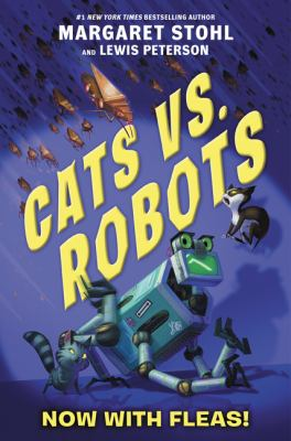 Cats vs. Robots #2: Now with Fleas!