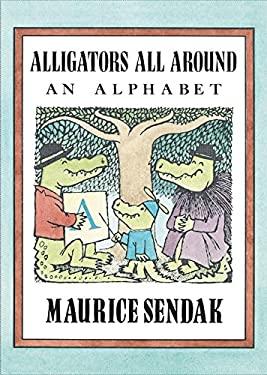 Alligators All Around Board Book: An Alphabet