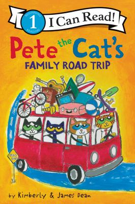 Pete the Cats Family Road Trip (I Can Read Level 1)