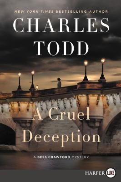 A Cruel Deception: A Bess Crawford Mystery (Bess Crawford Mysteries)
