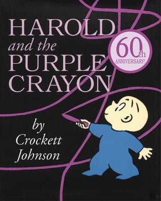 Harold and the Purple Crayon 9780064430227