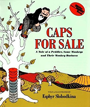 Caps for Sale Big Book 9780064433136