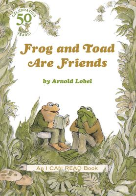 Frog and Toad Are Friends 9780064440202