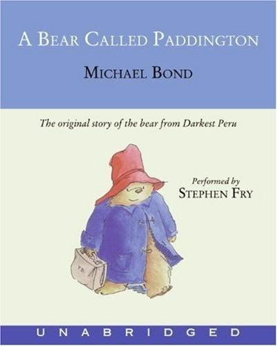A Bear Called Paddington CD: A Bear Called Paddington CD