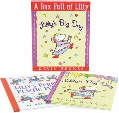 A Box Full of Lilly: Lilly's Big Day/Lilly's Purple Plastic Purse [With Special Print Suitable for Framing]