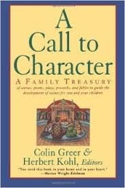 A Call to Character: A Family Reader