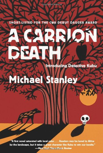 A Carrion Death: Introducing Detective Kubu