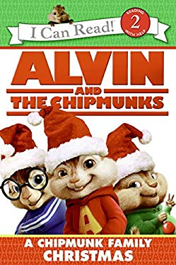 A Chipmunk Family Christmas 9780061715464