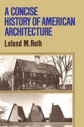 A Concise History of American Architecture 9780064300865