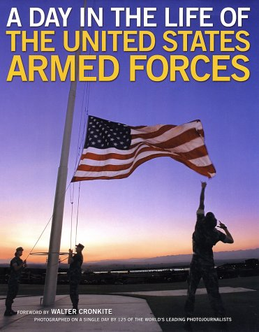 A Day in the Life of the United States Armed Forces 9780060541804