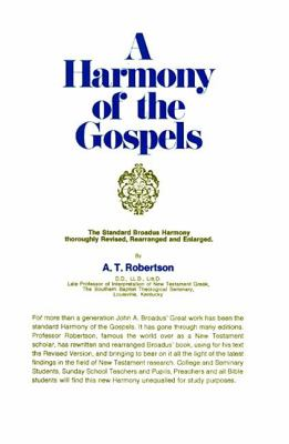 A Harmony of the Gospels 9780060668907