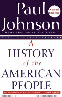 A History of the American People 9780060930349
