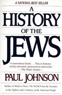 A History of the Jews 9780060915339