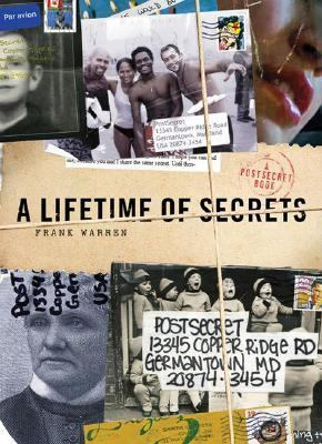 A Lifetime of Secrets: A Postsecret Book 9780061238604