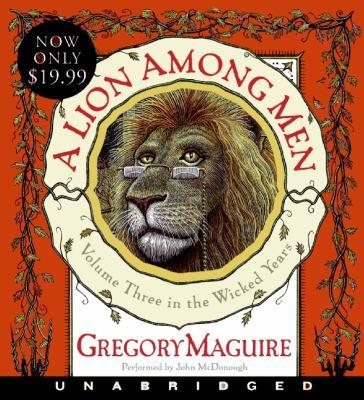 A Lion Among Men Low Price CD