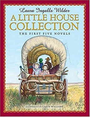 A Little House Collection: The First Five Novels