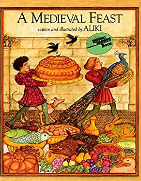 A Medieval Feast 9780064460507