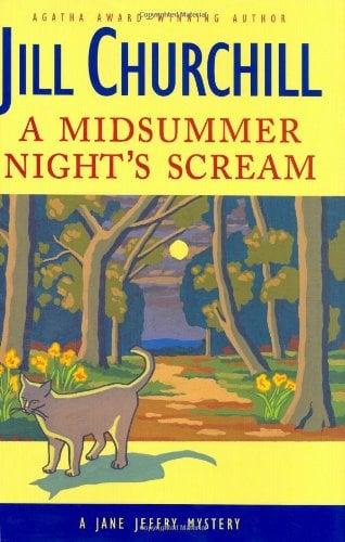A Midsummer Night's Scream: A Jane Jeffry Mystery