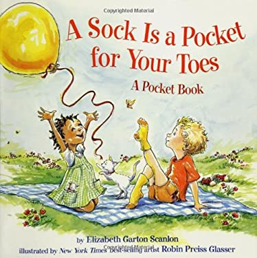 A Sock Is a Pocket for Your Toes