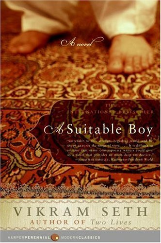 A Suitable Boy 9780060786526