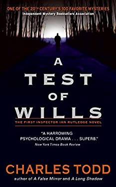A Test of Wills 9780061242847