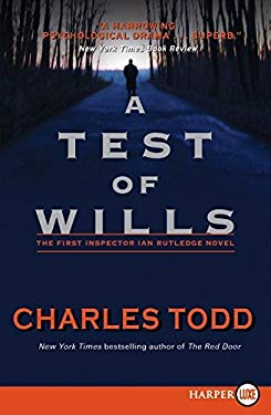 A Test of Wills 9780061946271