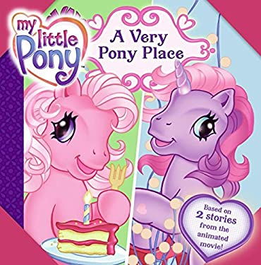A Very Pony Place: Come Back Lily Lightly