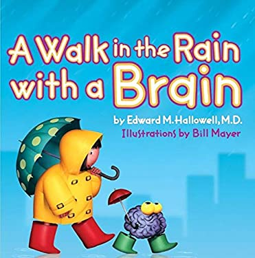 A Walk in the Rain with a Brain 9780060007317