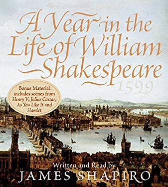 A Year in the Life of William Shakespeare 9780060823177