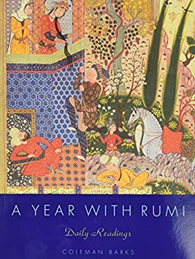 A Year with Rumi: Daily Readings 9780060845971