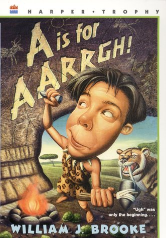 A is for Aarrgh!
