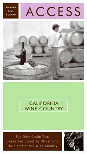 Access California Wine Country