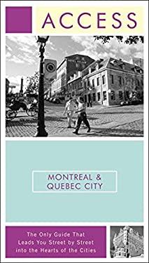 Access Montreal & Quebec City 4e