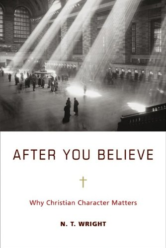After You Believe: Why Christian Character Matters 9780061730559