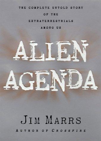 Alien Agenda 9780060186425