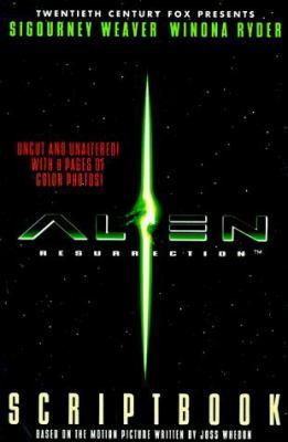 Alien Resurrection Scriptbook