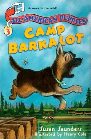 All-American Puppies #3: Camp Barkalot