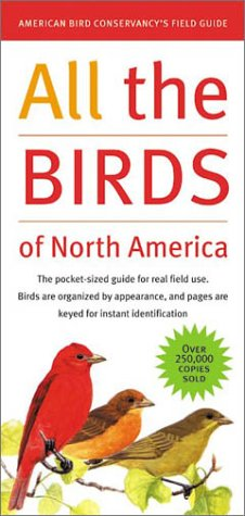 All the Birds of North America 9780060527709