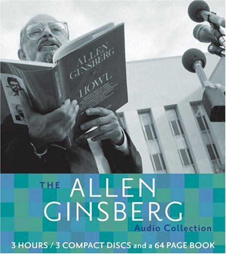 Allen Ginsberg CD Poetry Collection: Allen Ginsberg CD Poetry Collection [With Booklet] 9780060734152