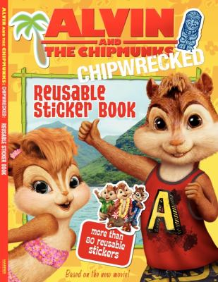 Alvin and the Chipmunks: Chipwrecked 9780062086563