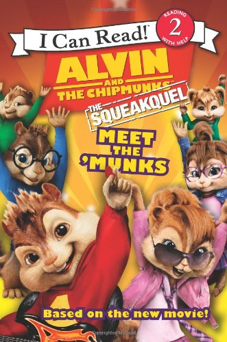 Alvin and the Chipmunks: The Squeakquel: Meet the 'Munks