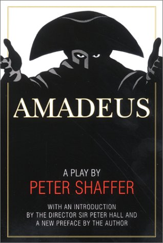 Amadeus: A Play by Peter Shaffer 9780060935498
