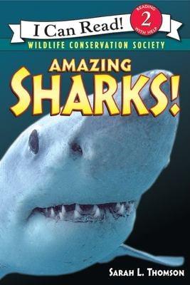 Amazing Sharks! 9780060544560