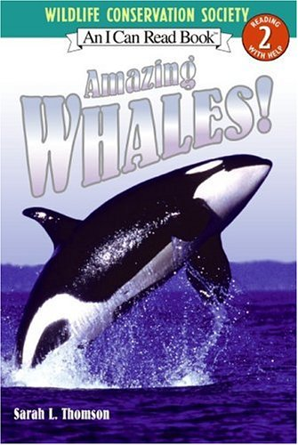 Amazing Whales! 9780060544676