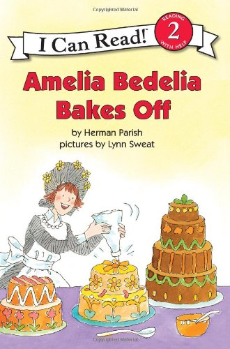 Amelia Bedelia Bakes Off 9780060843601