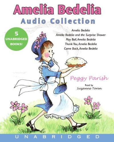 Amelia Bedelia CD Audio Collection: Amelia Bedelia CD Audio Collection 9780060740542