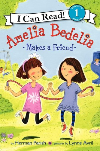 Amelia Bedelia Makes a Friend 9780062075161
