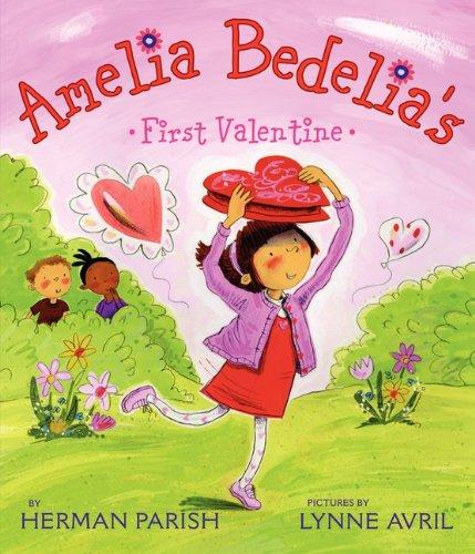 Amelia Bedelia's First Valentine 9780062032751